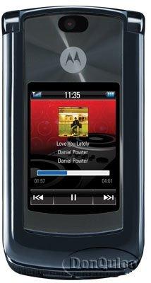 Motorola presenta el RAZR2 - La nueva generacion del RAZR