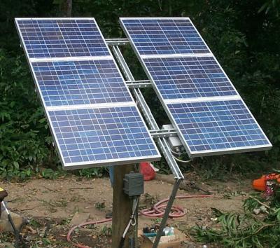 Desarrollan un proceso barato y fácil para producir paneles solares