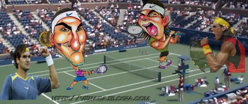 Roger Federer acabó con el reinado sobre tierra batida de Rafael Nadal