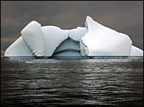 Carbono antártico regresa a la atmósfera