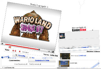 WARIO DESTRUYE A YOUTUBE !!!